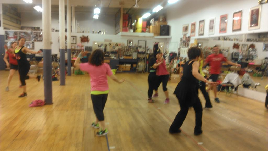 zumba kids training