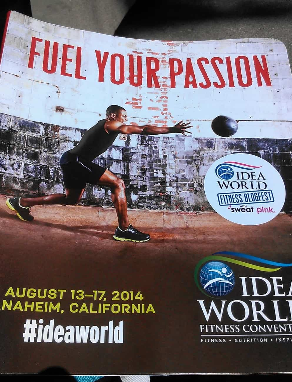 IDEA World Convention Program