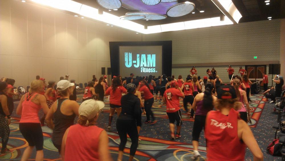 U-Jam Promo Dance Class
