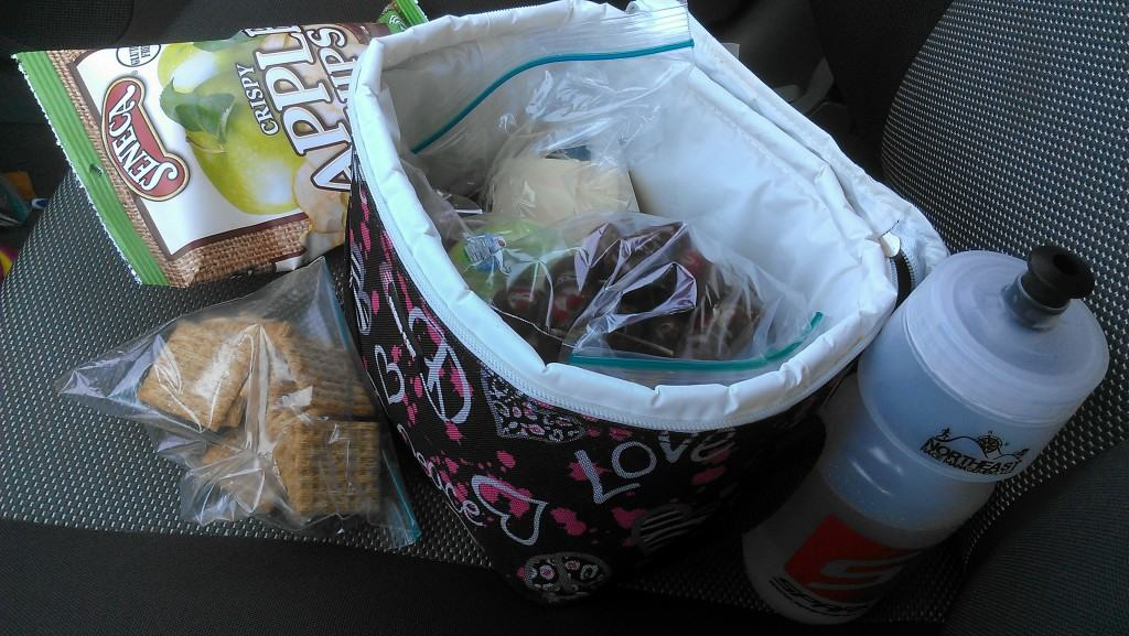 Healthy Car Snacks