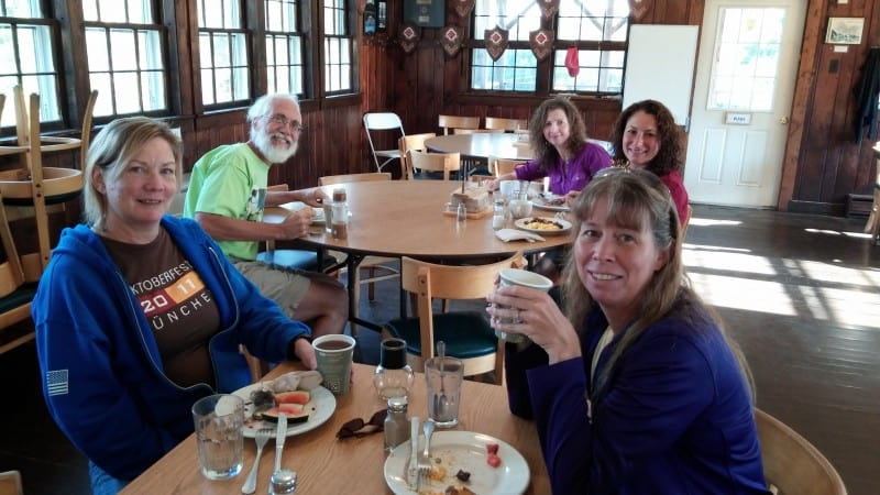 Craftsbury Breakfast