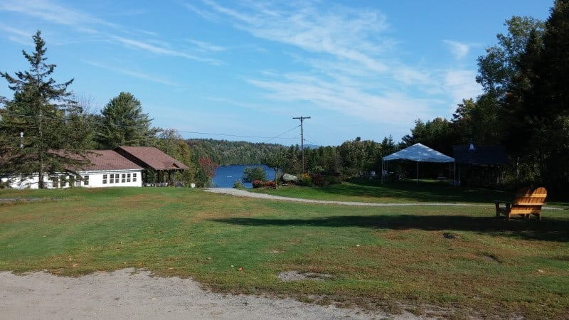 Craftsbury Outdoor Center View