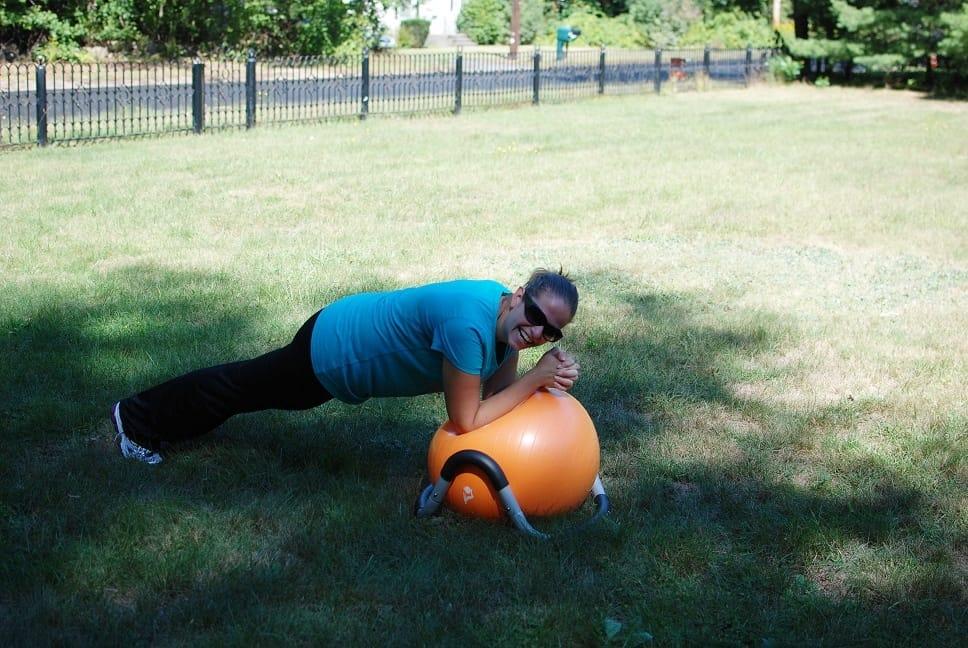 Halo Trainer Plank