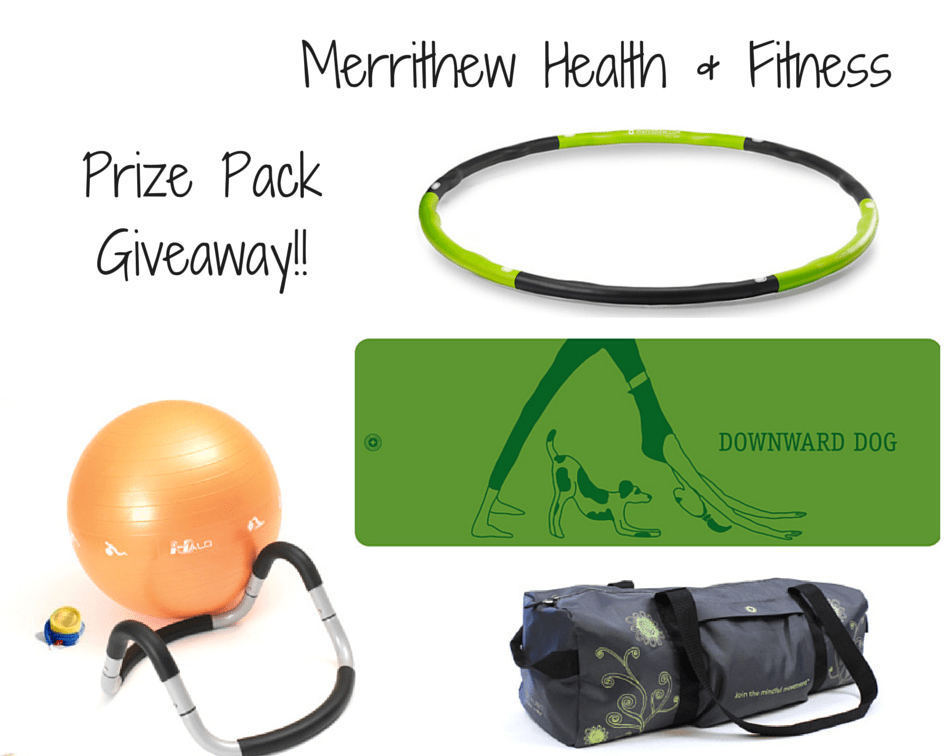Fun New Fitness Equipment from Merrithew  + Giveaway!!