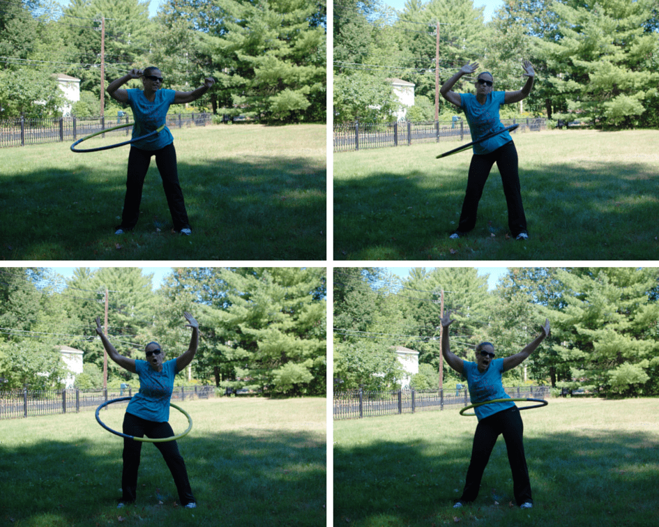 Hula Hooping for Exercise