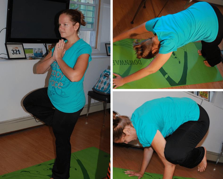 Merrithew Yoga Mat Poses