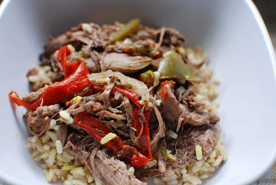 Slow Cooker Cuban-Inspired Ropa Vieja