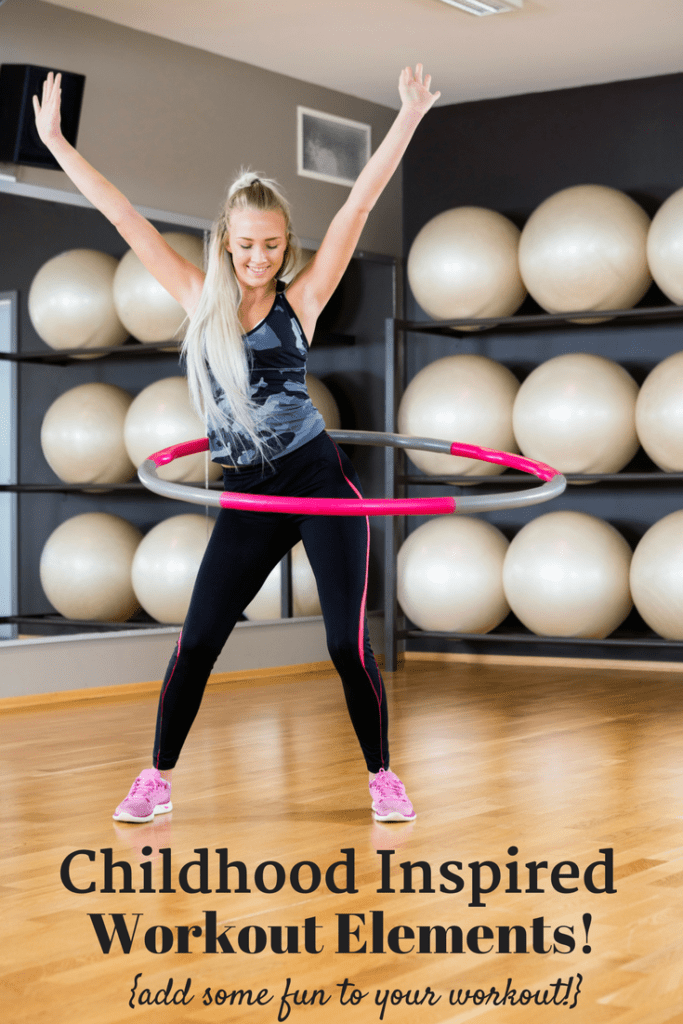 Check out these fun ways to get fit, inspired by your favorite childhood recess and play activities. From jump roping to skipping to hula hooping, these are exercises that will burn calories and improve your fitness while still enjoying yourself! | Fitness Inspiration | Fitness Motivation | Fitness for Beginners