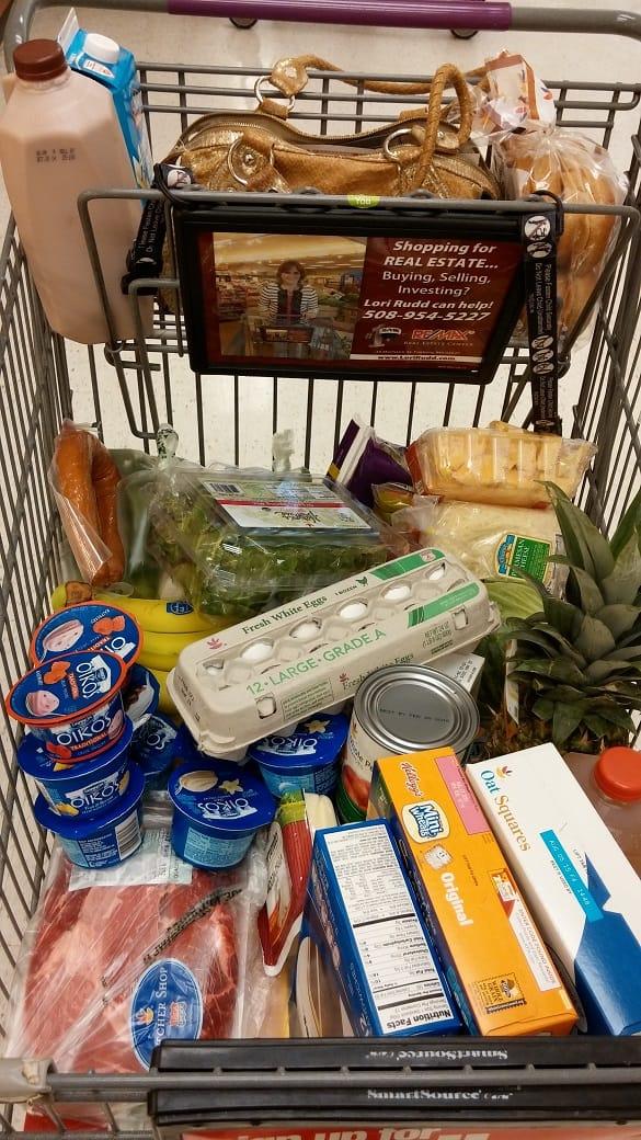 Dietitian's Grocery Cart