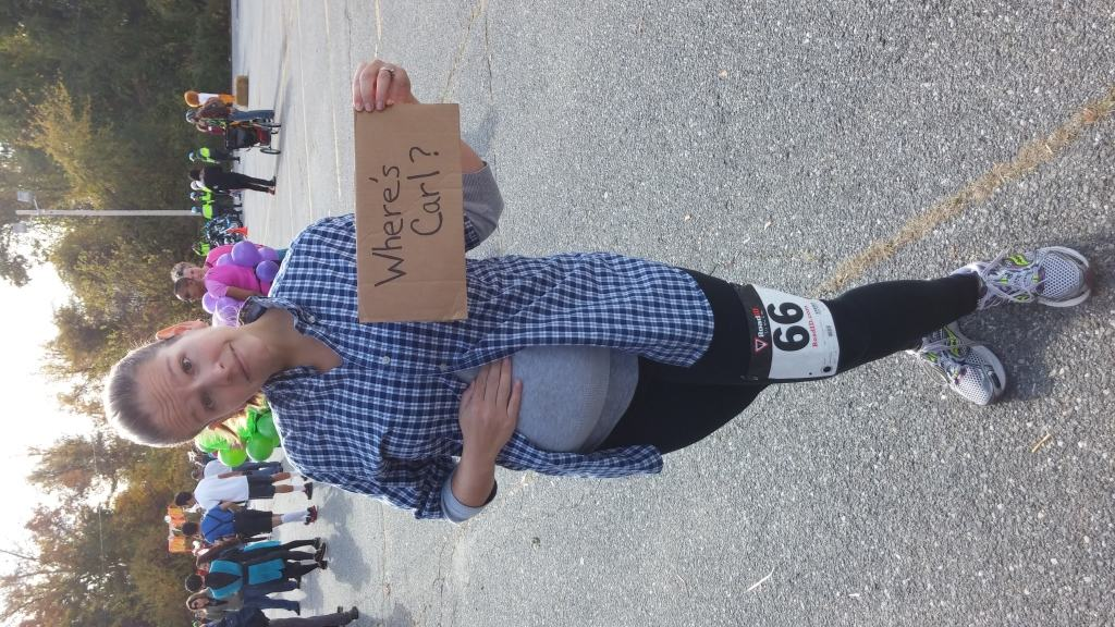 Halloween Race Costume