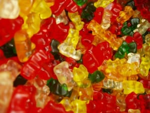 Gummy Bears Carbohydrate