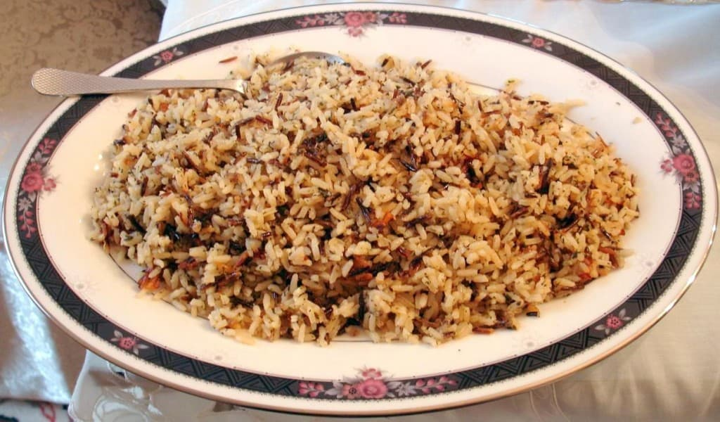 Wild Rice Carbohydrate