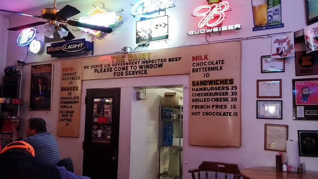 Wabash BBQ Sign
