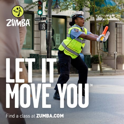 Why I love Zumba – and an awesome Zumba giveaway!