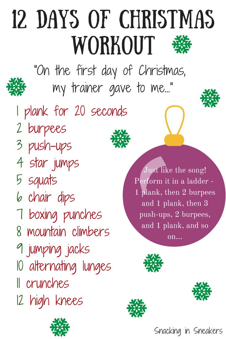 12 Days Of Christmas Song Lyrics