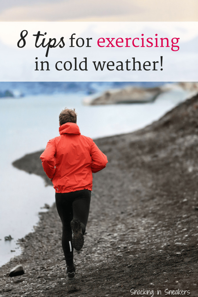 Planning to exercise outside this winter? Check out these 8 tips for exercising in cold weather.   Winter running   Exercise for beginners