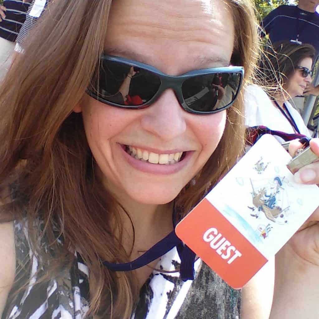 At the Flugtag event in Boston presented by redbull! Canthellip