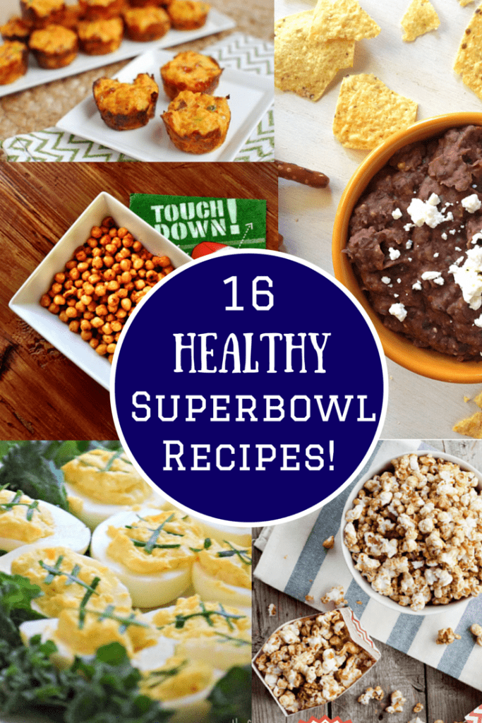 16 Healthy Superbowl Recipes