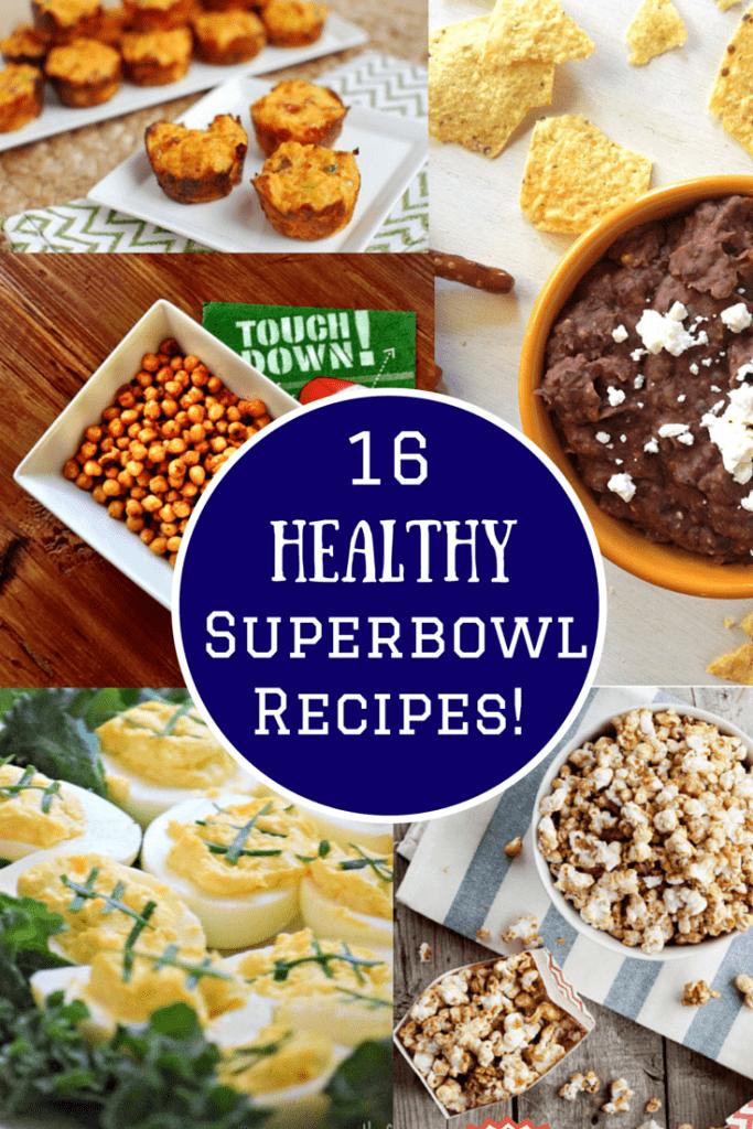 16 Healthy Superbowl Recipes