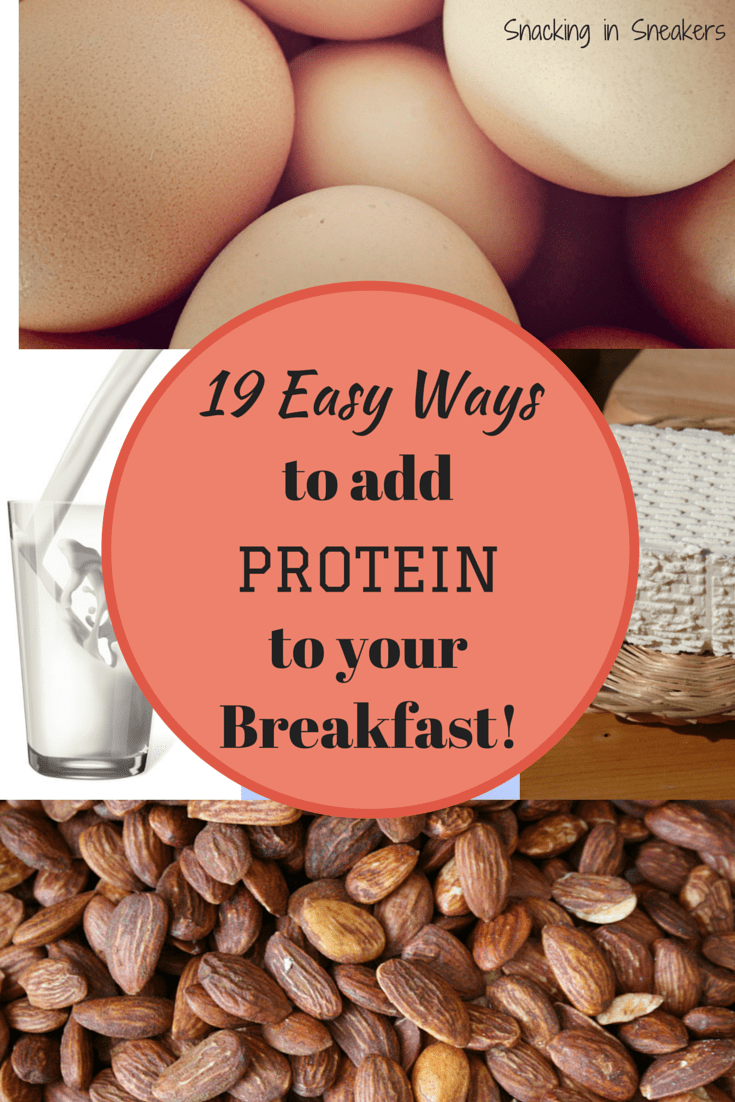19 Easy Ways to Add Protein to Breakfast