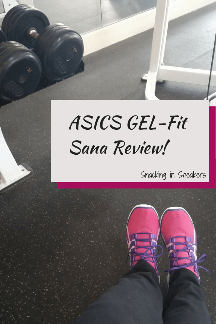 Asics Gel Fit Sana Review