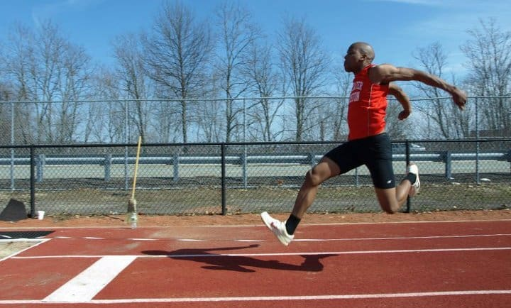 A Glimpse into Triple Jump Training & Competition