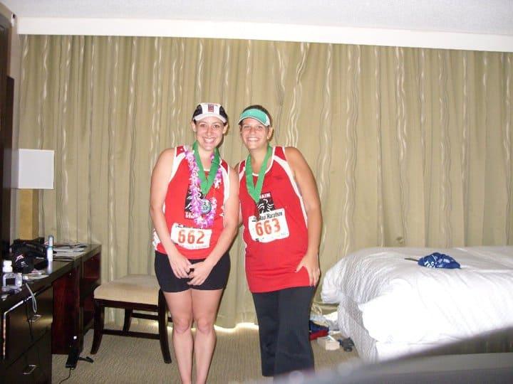 Chrissy Carroll Maui Marathon