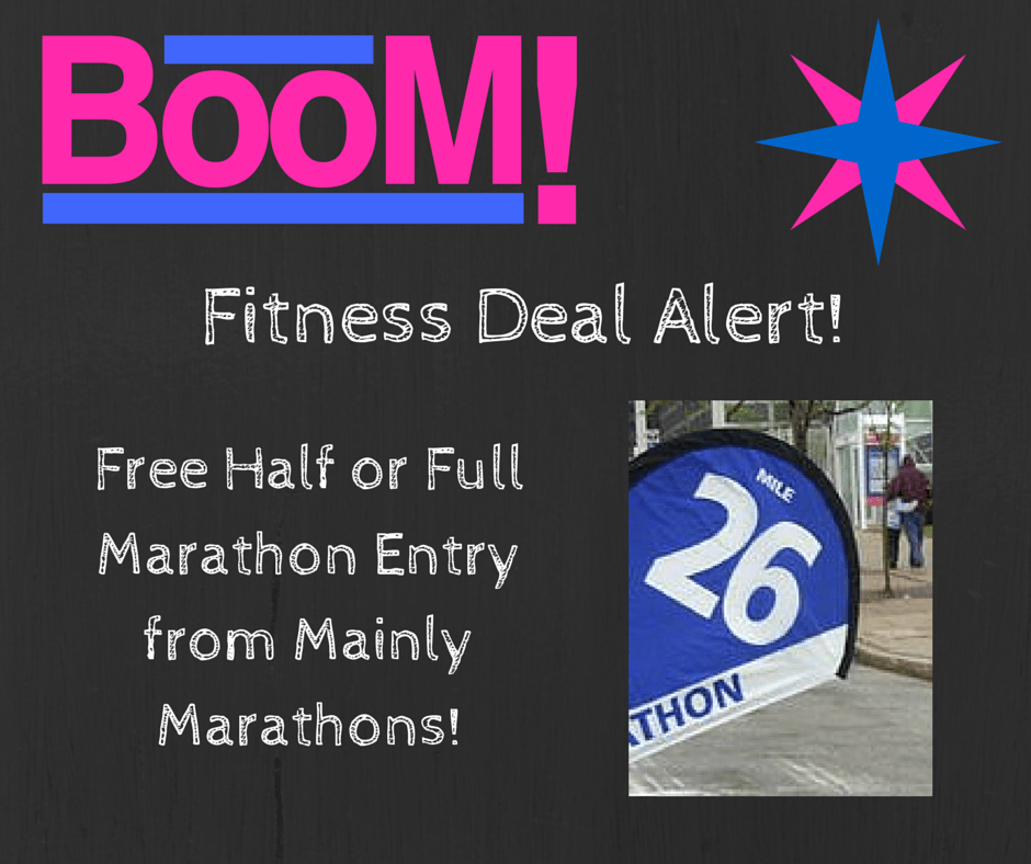 Mainly Marathons Free Entry Alert