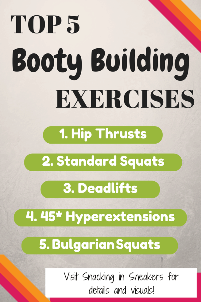 Best Butt Exercises