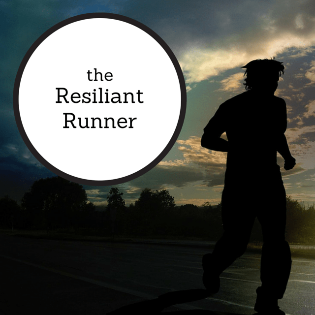 Resiliant Runner Running Motivation