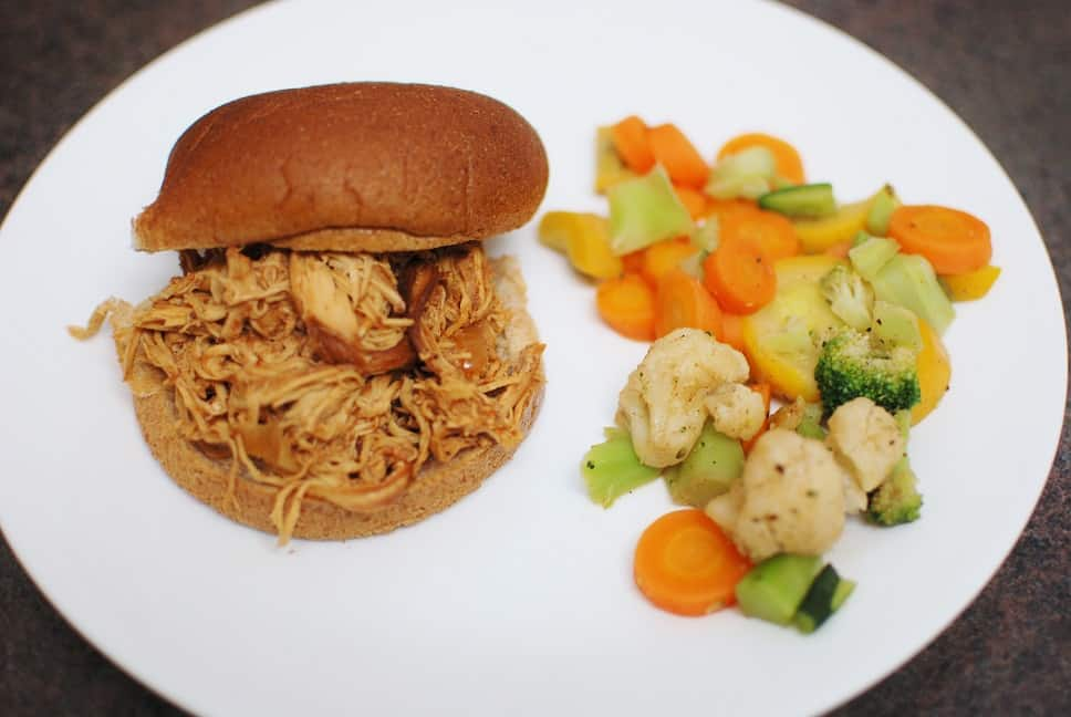 how to cook pulled chicken in slow cooker