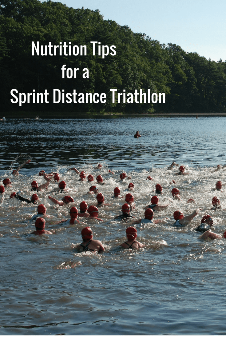 Sprint Triathlon Nutrition