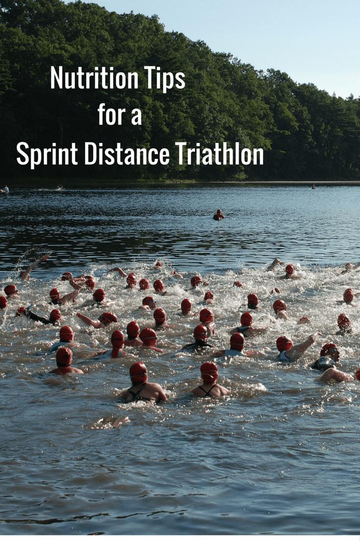 Sprint Triathlon Nutrition