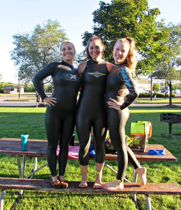Wet Suits for Triathlon
