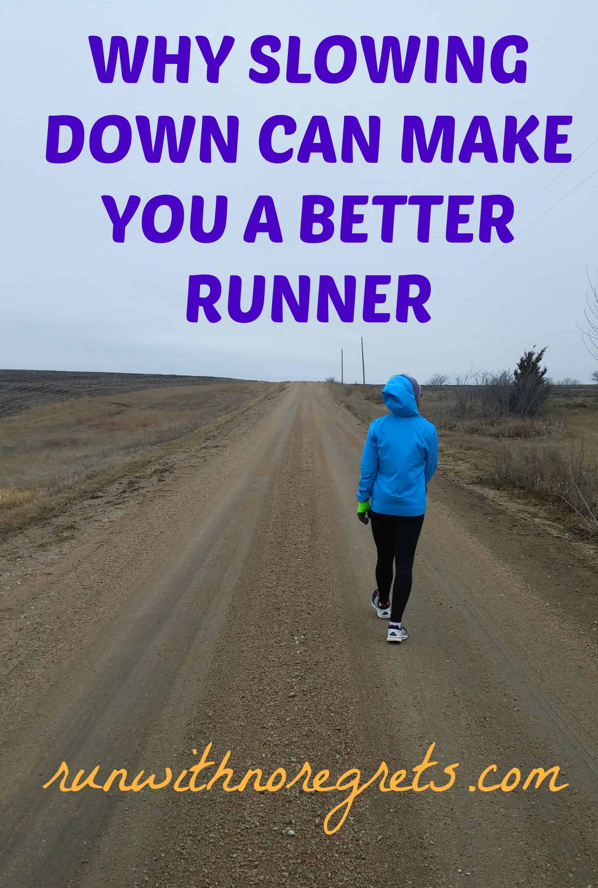 Why Slowing Down Can Make You a Better Runner