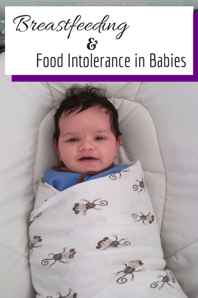 Breastfeeding Milk Protein Intolerance