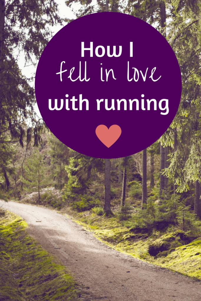How I fell in love with running