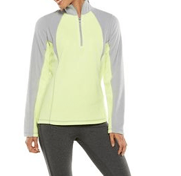 Tek Gear Microfleece Zip Top