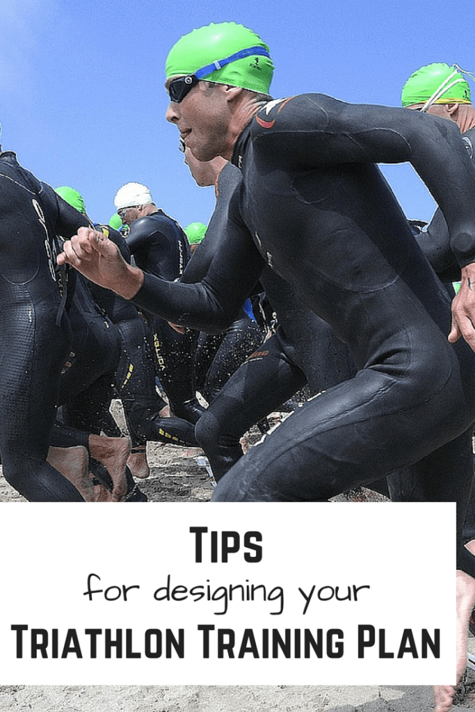 Training for a Triathlon: Tips for Designing Your Workout Plan!