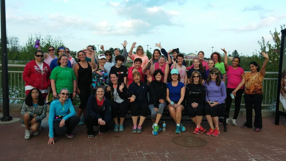 Mansfield Crossing Running Group
