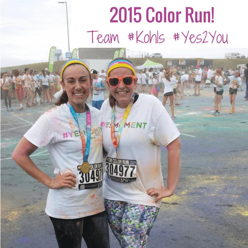 2015 Color Run Boston