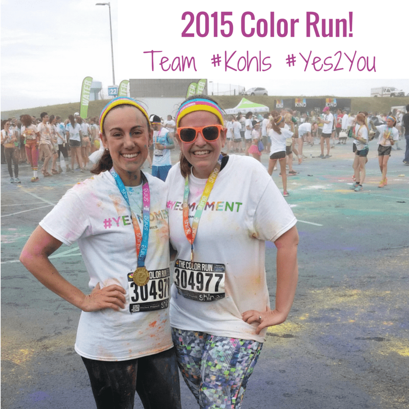 2015 Color Run Boston