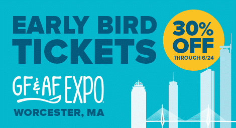 Get 30% off tickets to the GFAF Expo in Worcester.