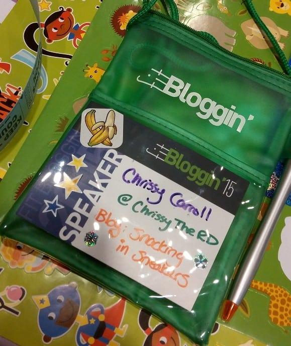 FitBloggin Badge