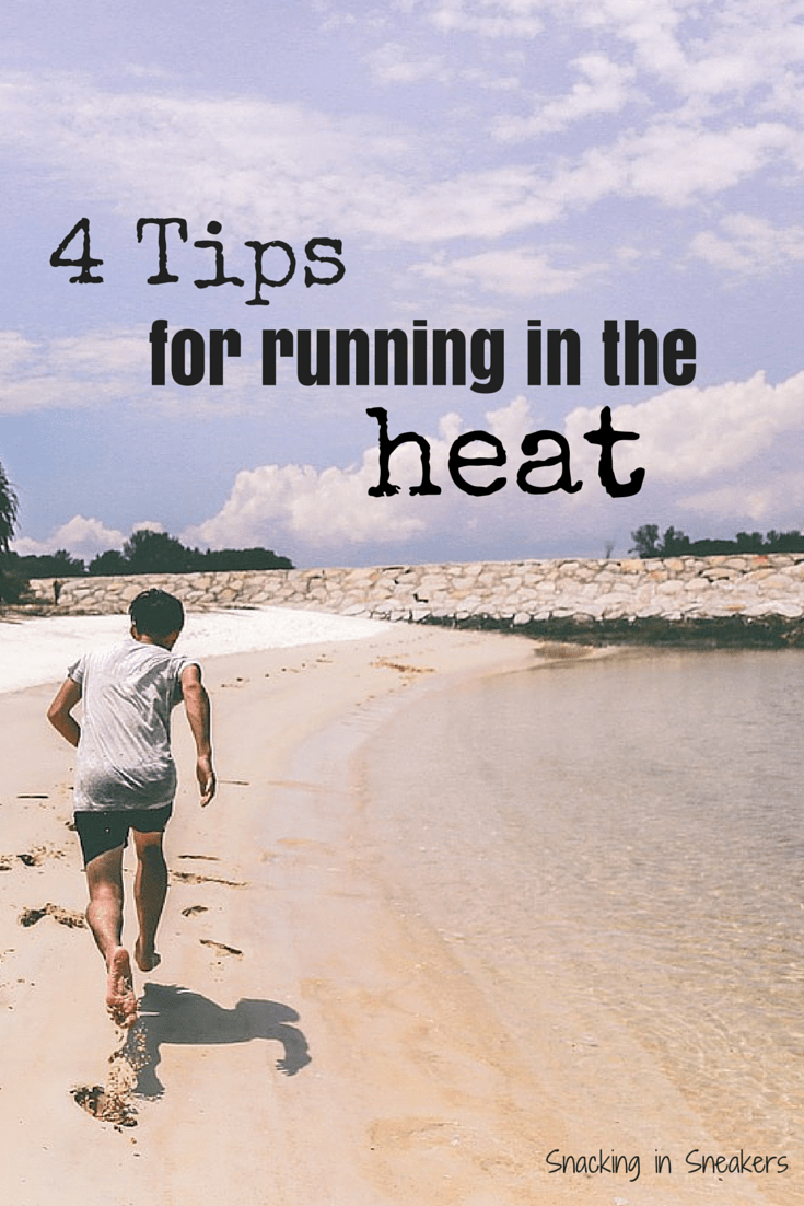 Spending time running in the heat this summer? Check out these 4 must-read tips, from hydrating properly to ice slurries to acclimation info. Great resource!