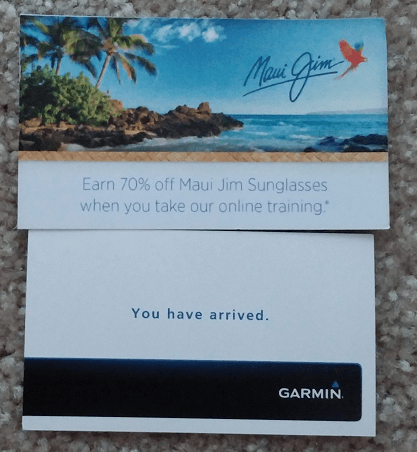 Maui Jim Garmin Discounts