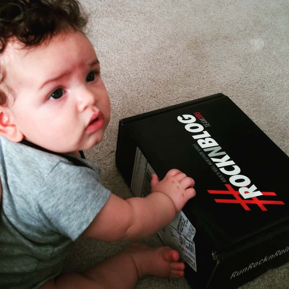 Rock n Blog boxes