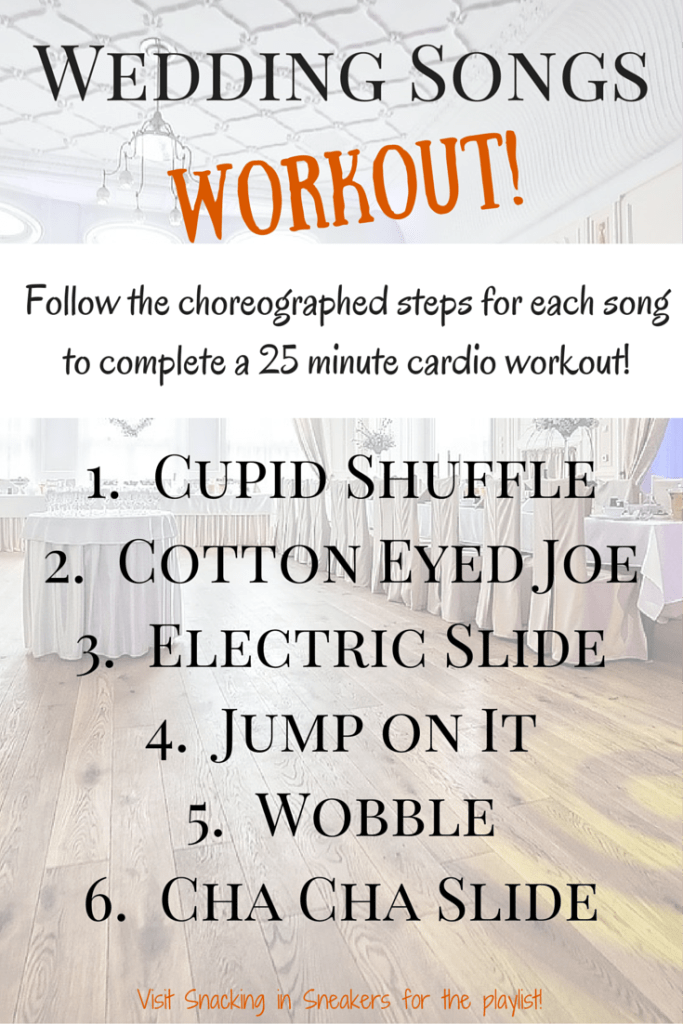 Wedding Songs Workout