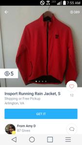 Yerdle Jacket