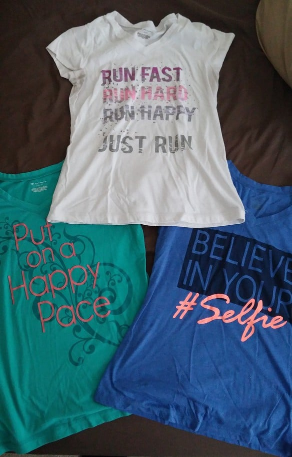 Fun Workout Shirts